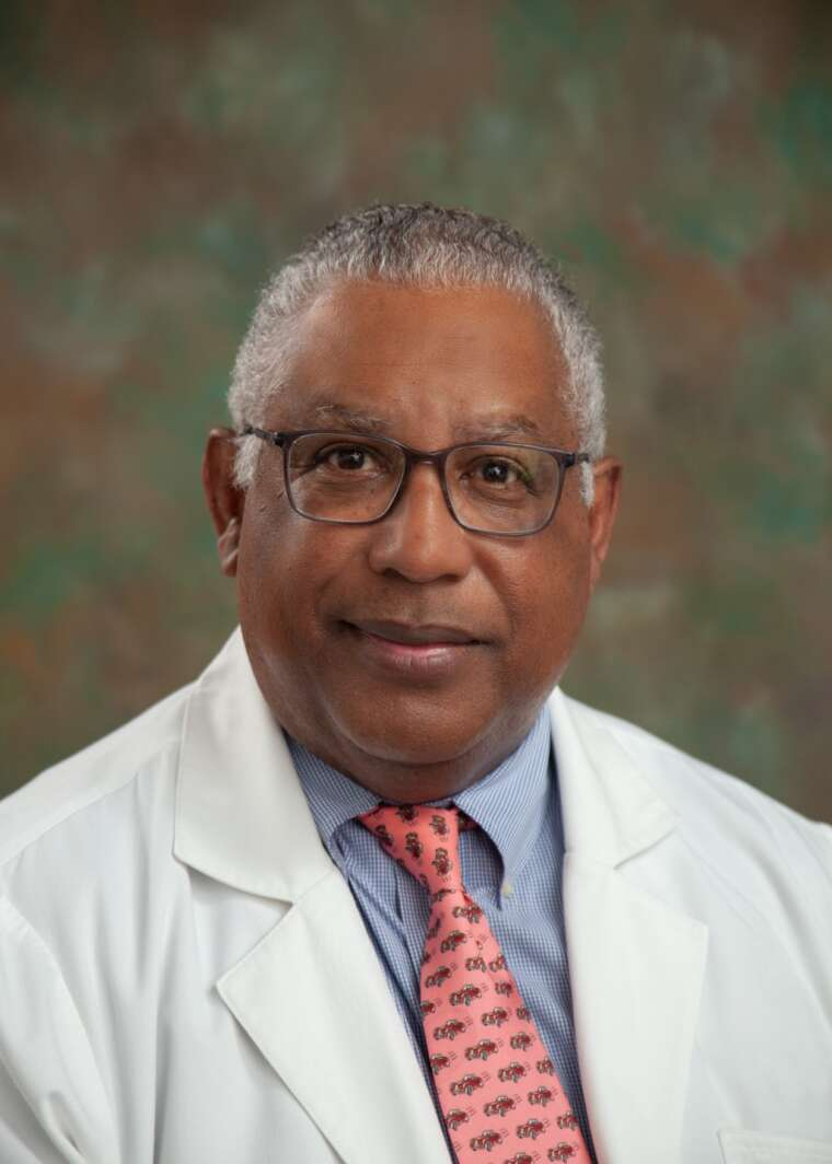 Dr. Clarence Pearson